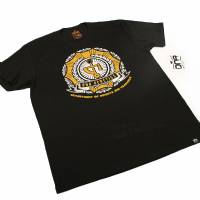Dna - T-Shirt Dept Weights & Measures Nero/Giallo M