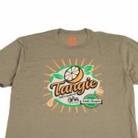 Dna - T-Shirt Tangie Juice Verde Oliva/Multi L