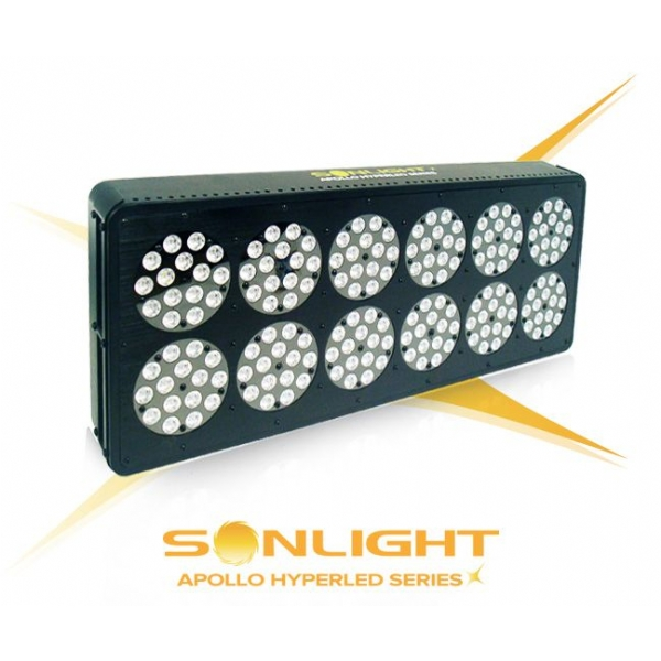 Led Coltivazione Sonlight Apollo Hyperled 12 430W