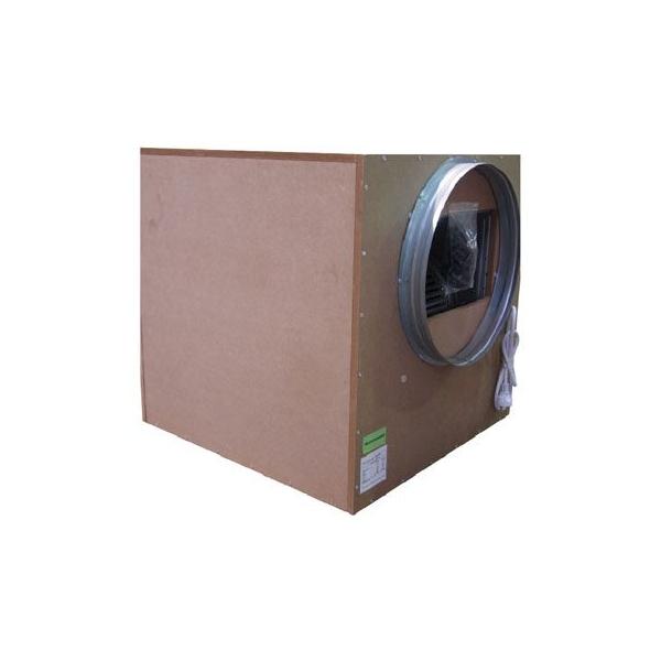 Aspiratore Cassonato SonoBox Bois 55x55cm 2 entrate  250/315cm - 2500 M3/H