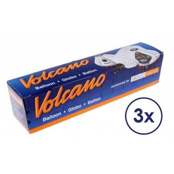 Ricarica Palloncini Volcano Rotolo 3 metri - Solid Valve