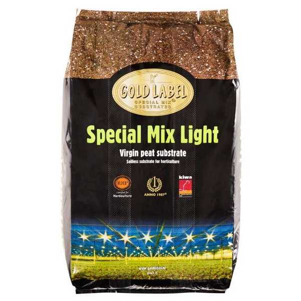 Terriccio Gold Label - Special Mix Light 50L