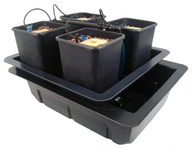 Manuale installazione e del Sistema Idroponico X-Tank