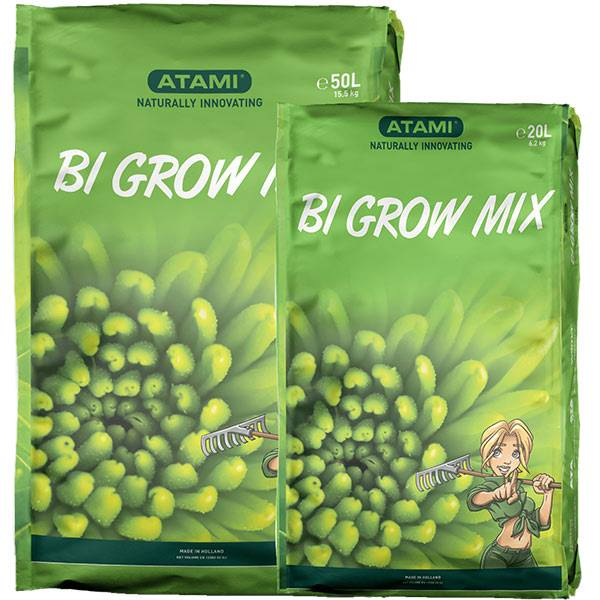 Terriccio ATAMI BIOLOGICO-MIX 50L