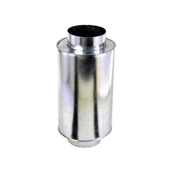 Silenziatore aria 125mm
