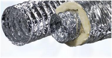 Condotte alluminio e tubi flessibili