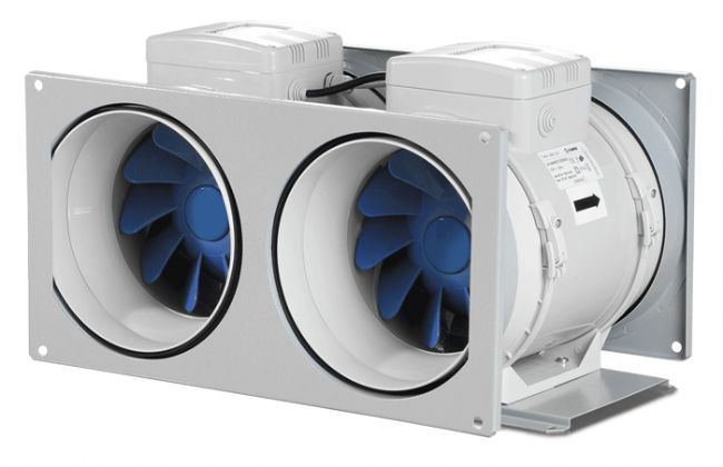 Ventilatori aspiratori l 39 aspiratore elicoidale - Aspiratore bagno silenzioso ...
