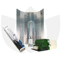 Kit Illuminazione Indoor Easy - Philips GreenPower 600w HPS