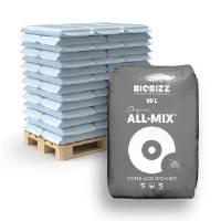 Bancale Biobizz All-Mix 50L Terra (60 Sacchi)