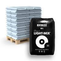 Bancale Biobizz Light-Mix 50L Terra (60 Sacchi)