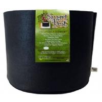 Vaso Smart Pot 38L in tessuto nero