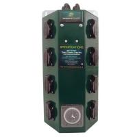GreenPower - Quadro Elettrico con Timer 8 vie - 4200W