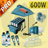 Kit Aeroponica Indoor 600w - PRO