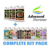 ADV Nutrients - Complete Kit Pack (radici, crescita, fioritura)
