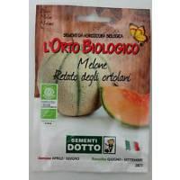 Semi Biologici di Melone Retato degli Ortolani