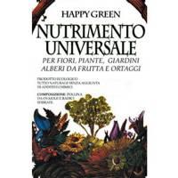 Happy Green - Nutrimento Universale Pollina e Fibre Vegetali 1kg