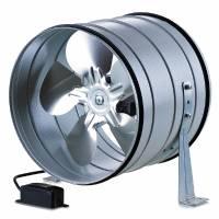Aspiratore in Metallo - Blauberg Tubo-MZ 150