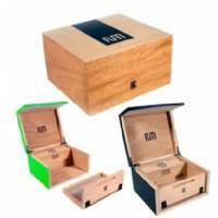 Fum Box Small - Scatola da Tavolo con Umidificatore