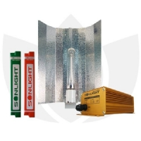 Kit Illuminazione Indoor Elettronico - Sonlight 250w HPS+ 250w MH
