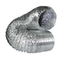 Condotta areazione flessibile alluminio Ø 10cm - 5mt