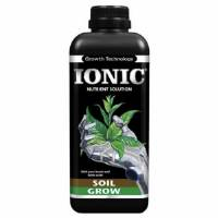 Growth Technology - Ionic for Soil Grow 1L