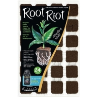 Root Riot vassoio 24 cubi