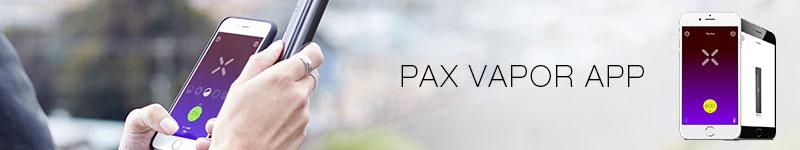 PAX Vapor APP