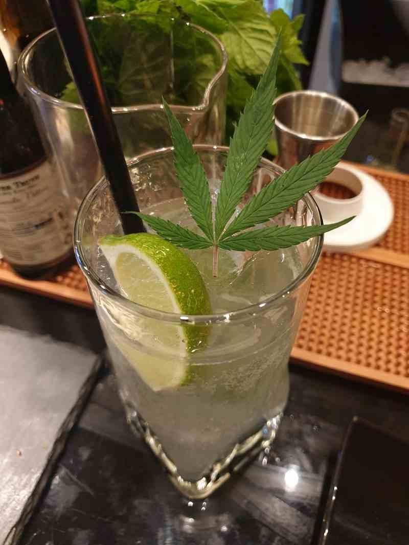 vodka lemon skunk cannabe ricetta