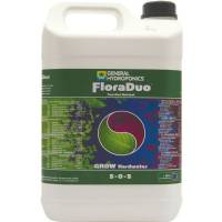 GHE - FloraDuo Grow Hard Water 5L
