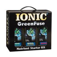 Growth Technology - IONIC Nutrient Starter Kit - TERRA