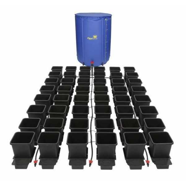 Autopot 1pot kit 48 vasi sistema passivo automatico for Sistema di irrigazione automatico