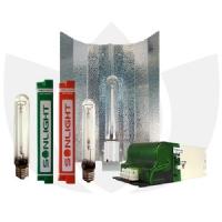 Kit Illuminazione Indoor Easy - Sonlight 400w HPS+ 400w MH