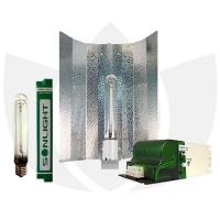 Kit Illuminazione Indoor Easy - Sonlight MH 400w - Crescita