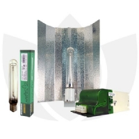 Kit Illuminazione Indoor Easy - Sylvania Grolux AGRO 400W