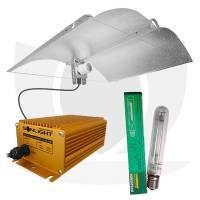 Kit Illuminazione Enforcer Elettronico 600W - Sylvania Grolux AGRO