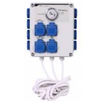 Quadro Elettrico GSE Timer Box II 12x600W + Riscaldamento
