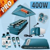 Kit Idroponica Indoor 400W Pro