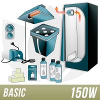 Kit Aeroponica 150w + Grow Box - BASIC