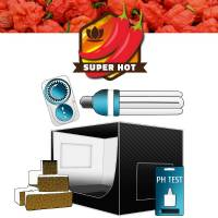 Kit Germinazione Peperoncino Basic CFL 85w