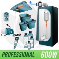 Kit Indoor Terra 600w + Grow Box - PRO