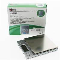 MAG-1000 - Kenex Magno Bilancia Digitale Tascabile - 1Kg