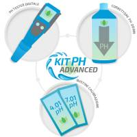 Kit pH - ADVANCED
