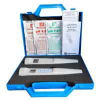 Kit Milwaukee PH55 + EC60 per Misurazione pH & EC