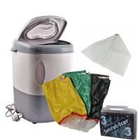 Kit Lavatrice Resinator Pure 135W con 3 Sacche