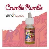 Vaporartist Crumble Rumble - Nicotina 3mg/ml