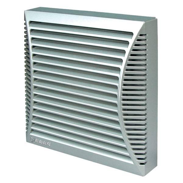 Aspiratore d 39 aria silenzioso blauberg brise 100 per bagno e cucina - Ventola bagno vortice ...