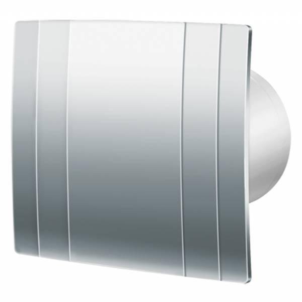 Aspiratore bagno silenzioso blauberg quatro chrome 100 for Aspiratore bagno cieco