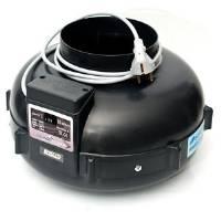 Aspiratore Bi-Turbo Prima Klima PK160S - 420/800mc/h - 160mm
