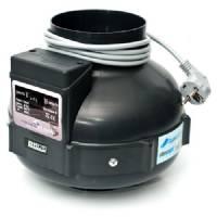 Aspiratore Prima Klima PK125 – Bi-Potenza, diam. 125, Motore EMS, portata 220mc/h/360mc/h