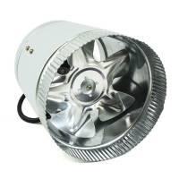 Duct Booster Fan - Aspiratore in Linea (Metal) 200mm